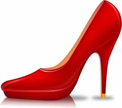 414x368 High Heels Shoe Clip Art Free Vector Download (212,430 Free Vector