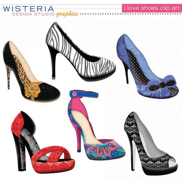 600x599 Munro Shoes Clip Art Cliparts
