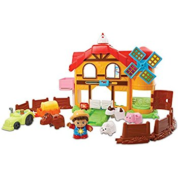 350x350 Vtech Toot Toot Friends Play School Playset Amazon.co.uk Toys