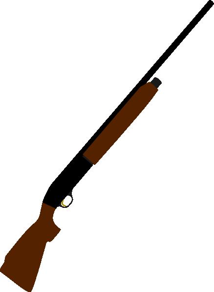 438x597 Shoot Gun Clip Art