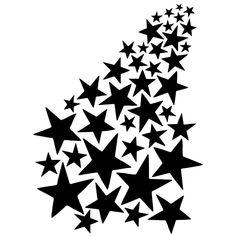 236x236 Shooting Star Drawing