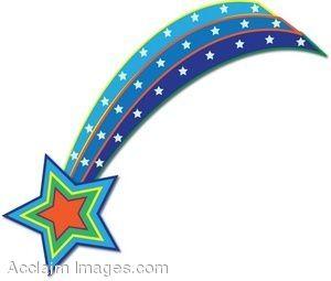 300x255 Die Besten Shooting Star Clipart Ideen Auf Sterne