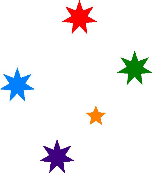 522x593 Star Clip Art