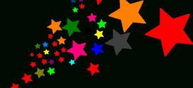 272x125 Colorful Shooting Stars Clipart Clipart Panda