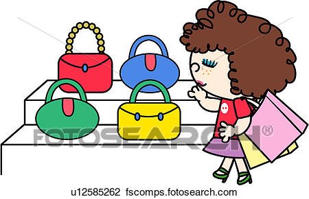 450x290 Clipart Of Shop, Bag, Store, Holding, Shopping Bag, Hand Bag