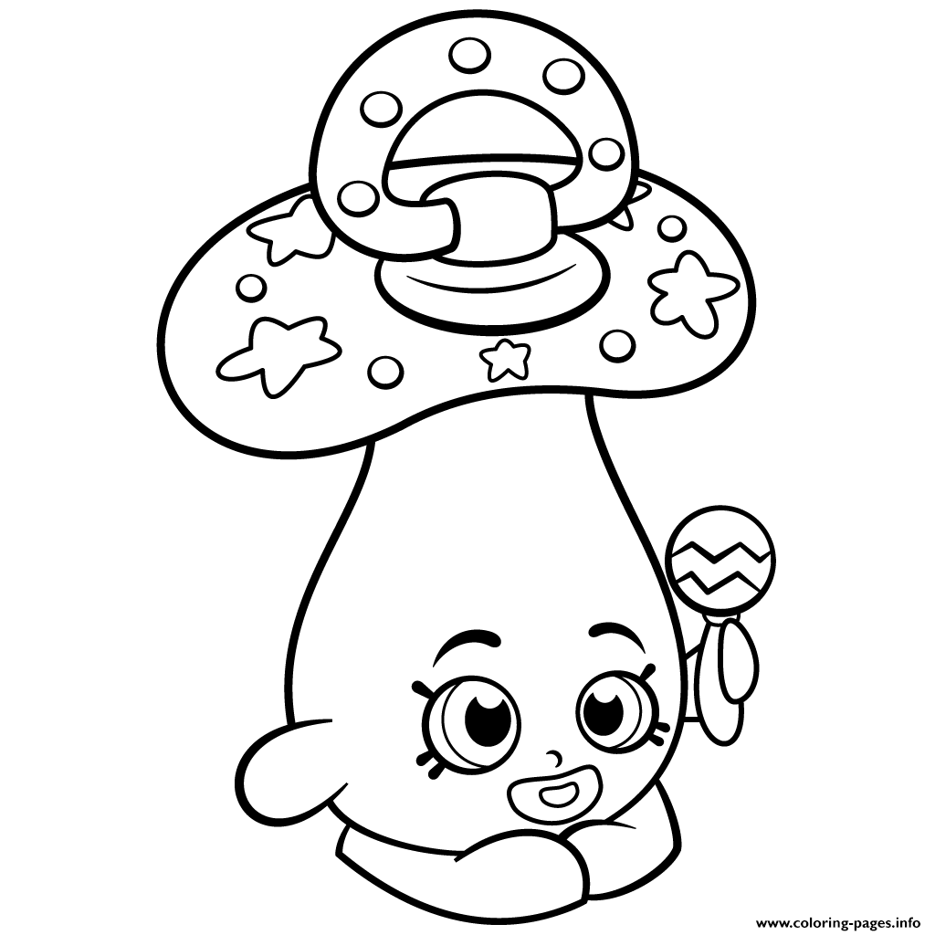 It's just an image of Inventive Free Printable Shopkins Coloring Pages