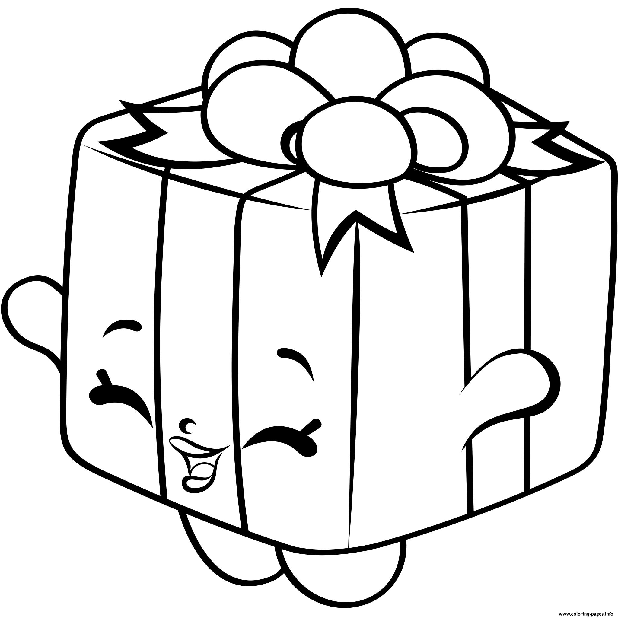 2048x2048 Print Gift Box Shopkins Season 4 Coloring Pages Shopkins
