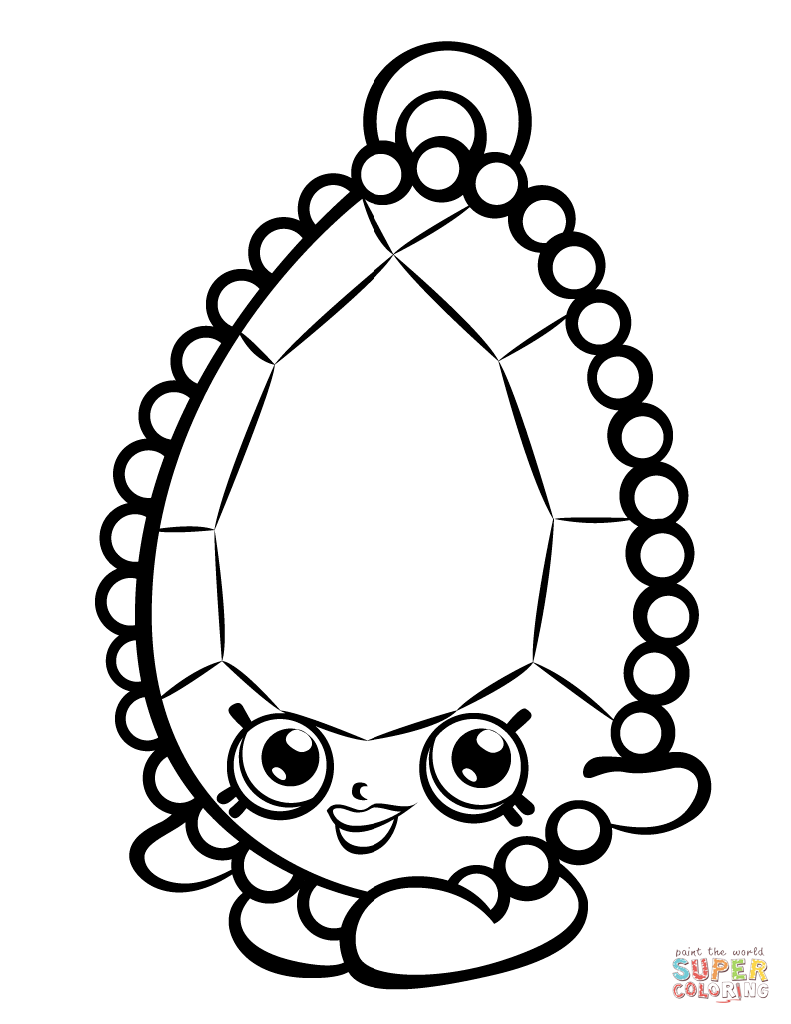 791x1024 Shopkins Season 3 Coloring Pages Free Coloring Pages