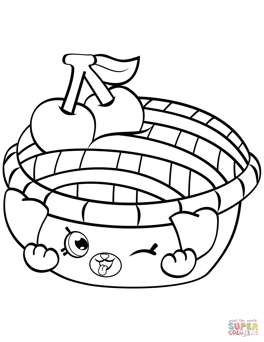 1023x1324 Shopkins Coloring Pages Free Coloring Pages