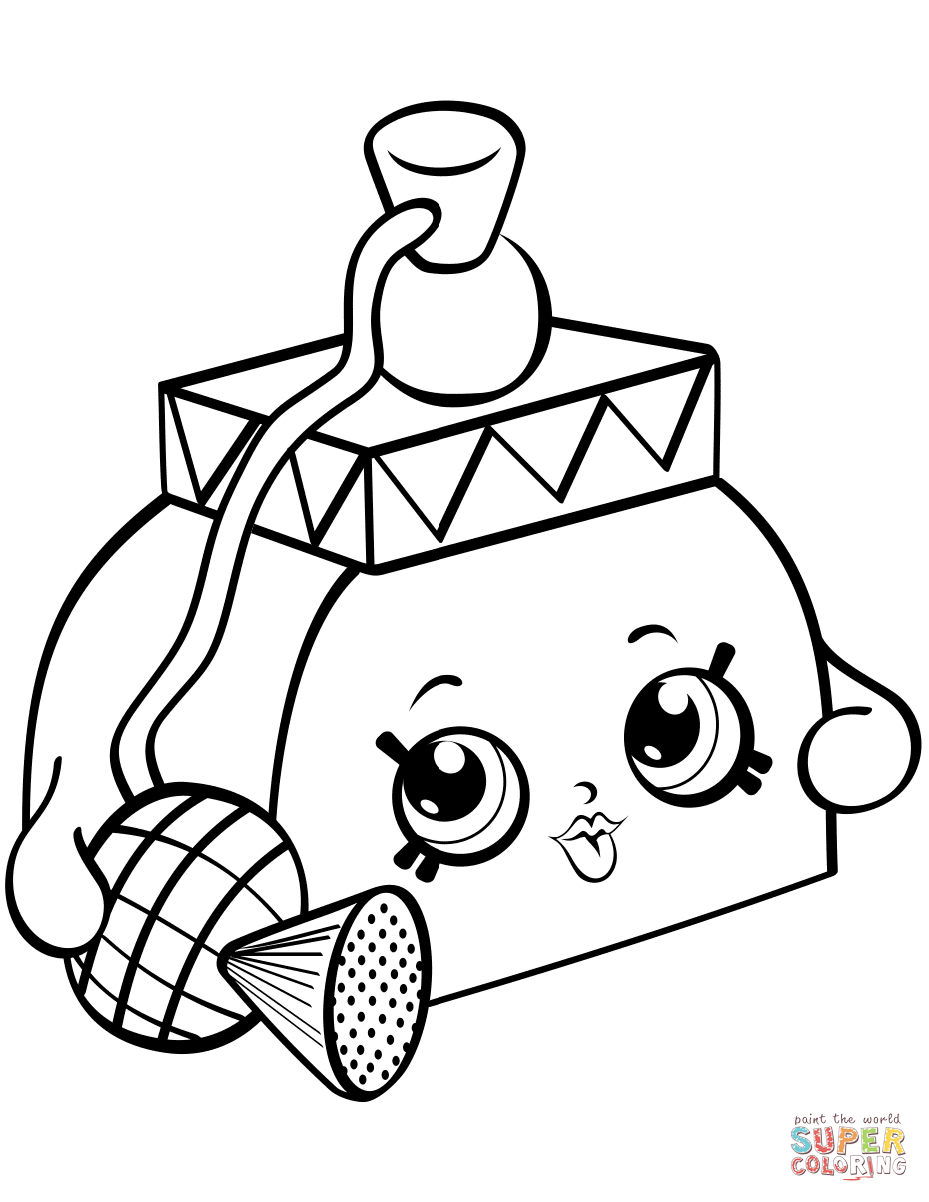929x1202 Shopkins Season 4 Coloring Pages Free Coloring Pages