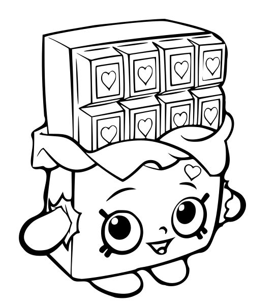 photograph relating to Shopkins Coloring Pages Printable named Shopkins Year 4 Coloring Webpages Free of charge down load excellent