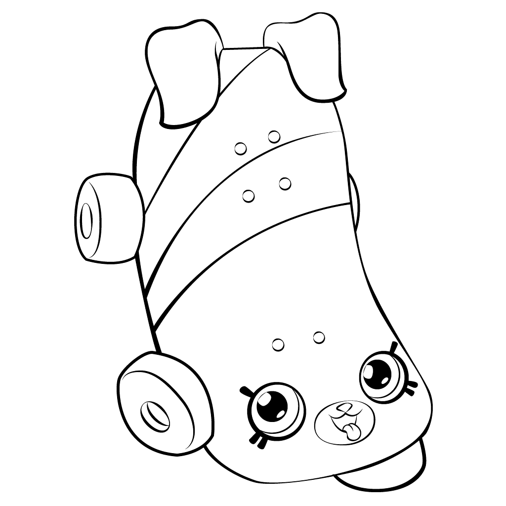 1024x1024 Coloring Pages For Girls Shopkins Season 5 Just Colorings