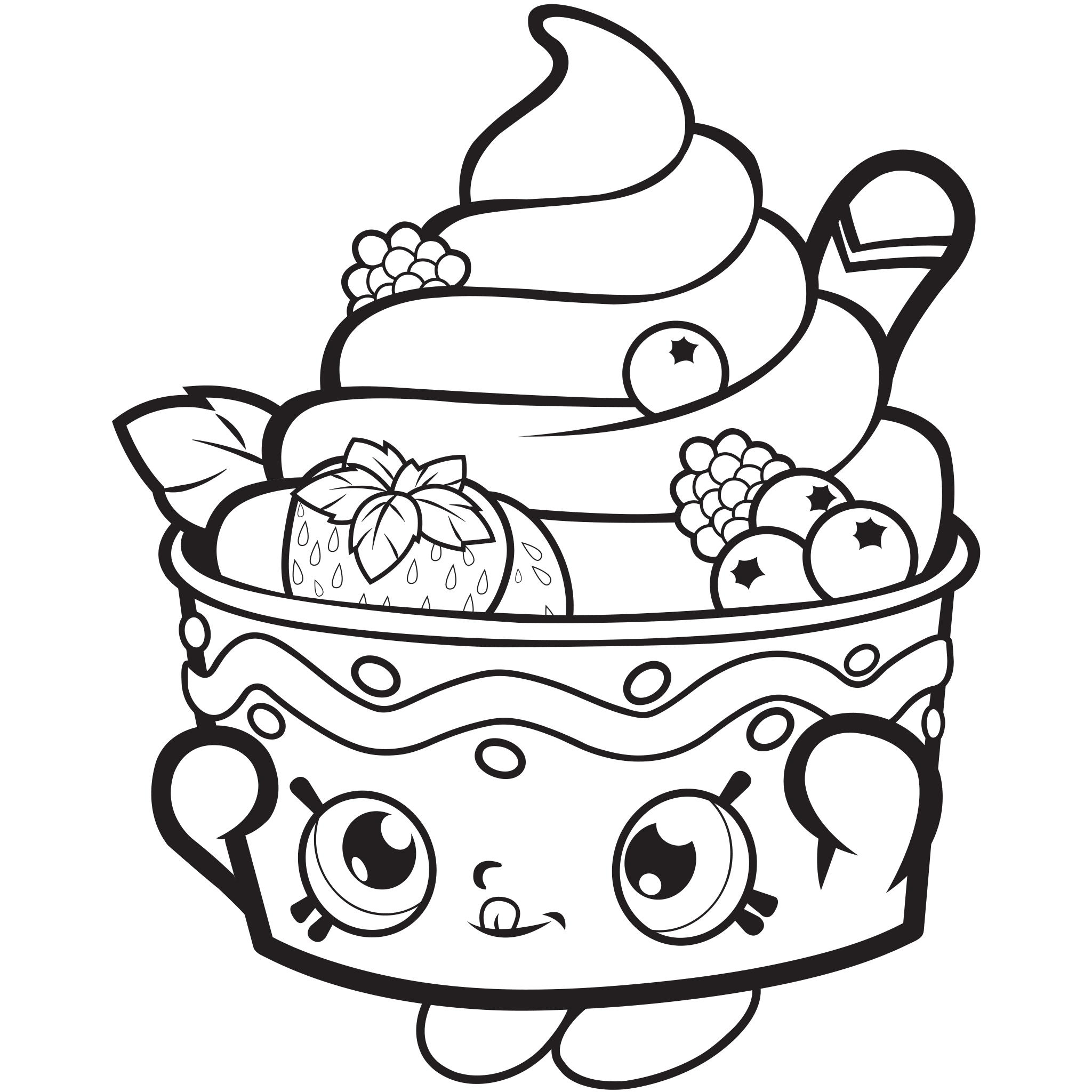 2048x2048 Shopkins Coloring Pages Le Blossom Kins Coloring Pages Best For Kids.