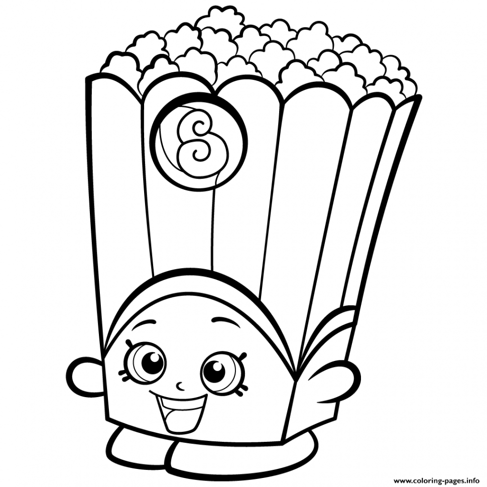 970x970 Shopkins Coloring Pages To Print Season 6 Tags Remarkable