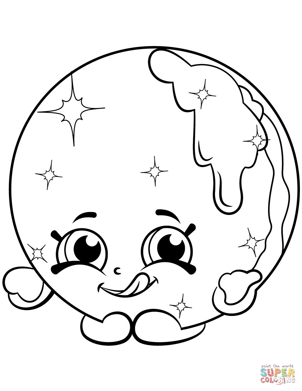 1005x1300 Shopkins Season 2 Coloring Pages Free Coloring Pages