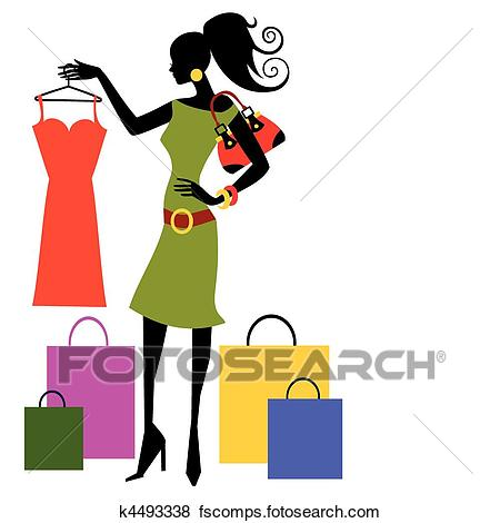 450x470 Clothes Shopping Clipart Eps Images. 18,786 Clothes Shopping Clip