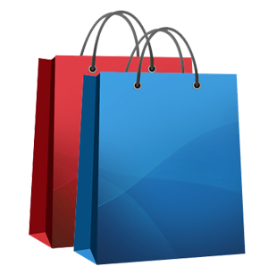 300x307 Shopping Bags Shopping Bag Image Clipart Clipartfest Wikiclipart