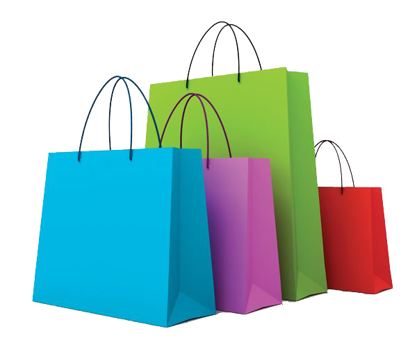 600x500 Shopping Bags Shopping Bag Transparent Images All Clipart