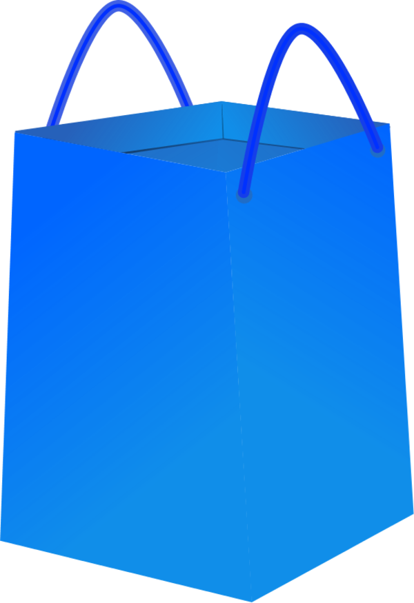 600x875 Clipart Shopping Bag Clip Art Library
