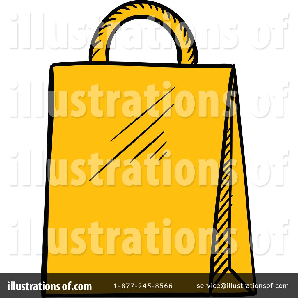 1024x1024 Shopping Bag Clipart