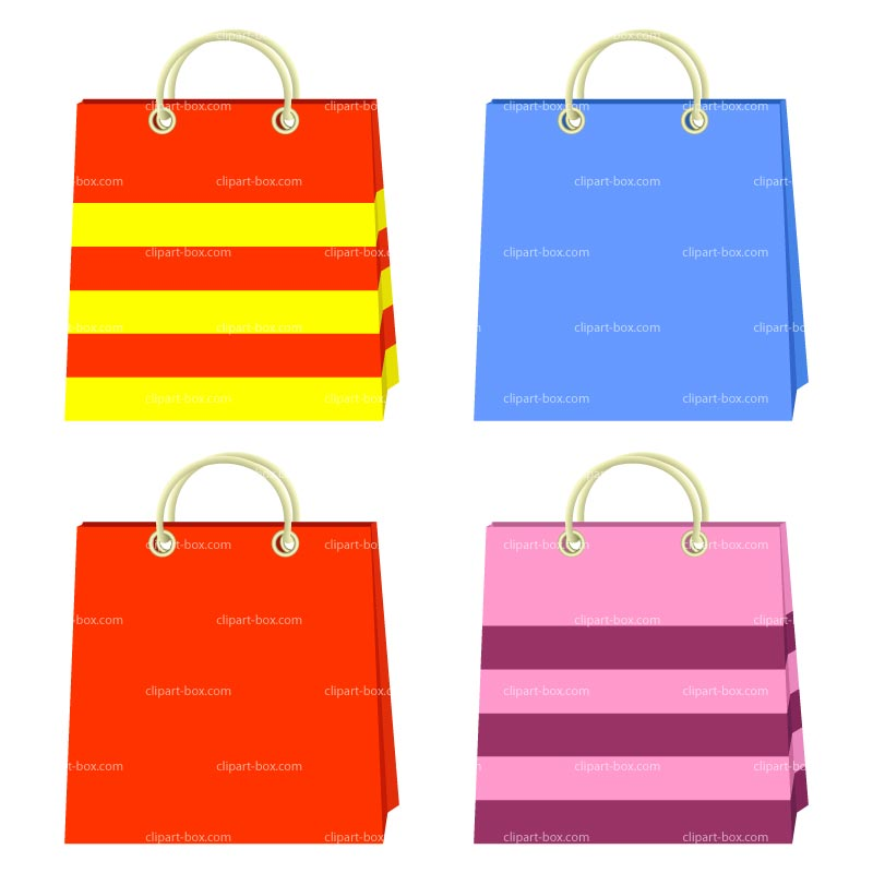 800x800 Shopping Bags Shopping Bag Clipart 3