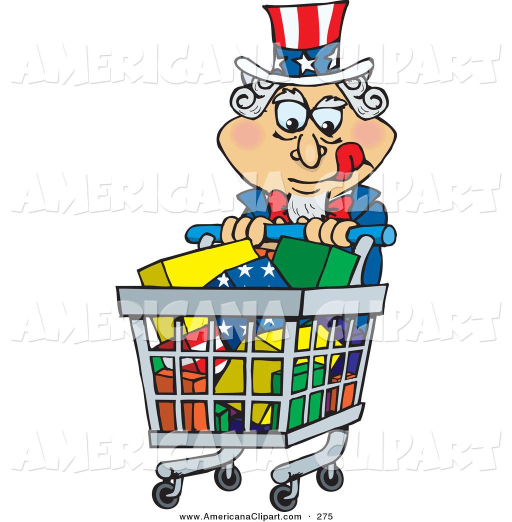 Shopping Cart Clipart