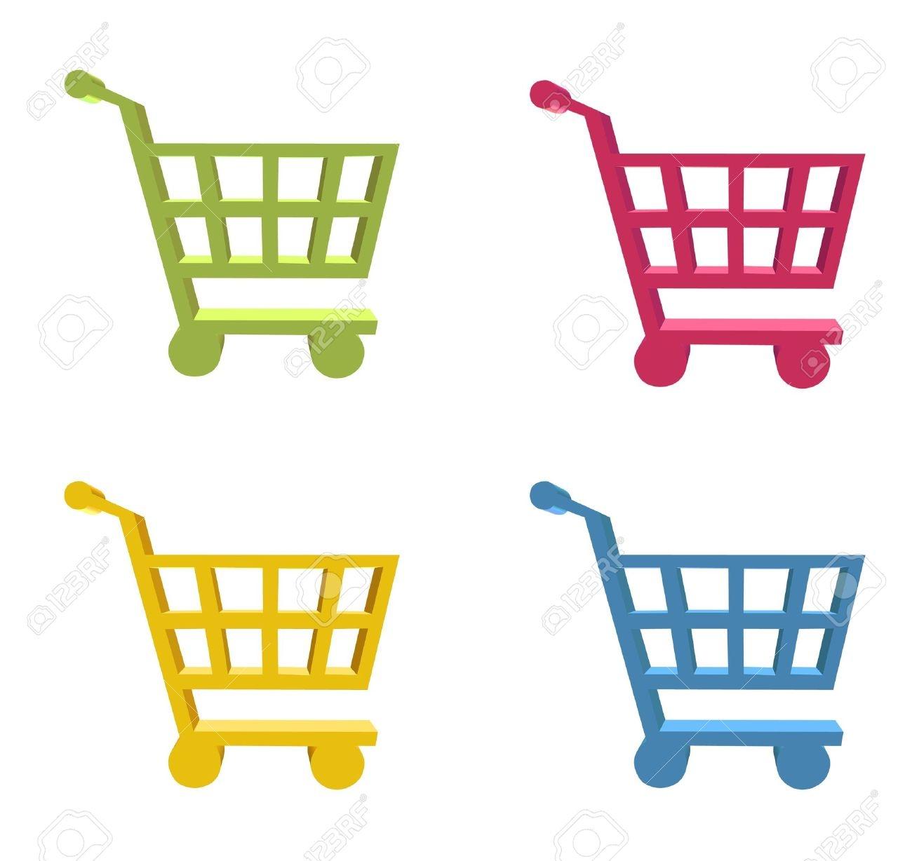 1300x1228 Cart Clipart Shopping Cart