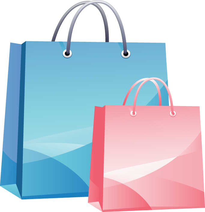 683x705 Shopping Bag Png Images Transparent Free Download