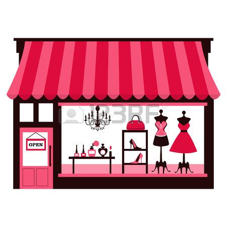 Shops Cliparts