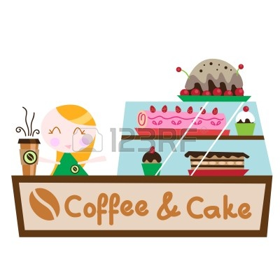 400x400 Coffee Shop Clipart Many Interesting Cliparts