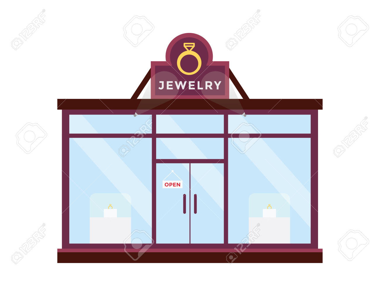 1300x1039 Jewelry Clipart Building
