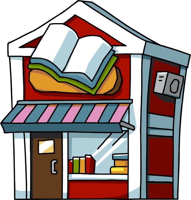 663x693 Shop Clipart School Store
