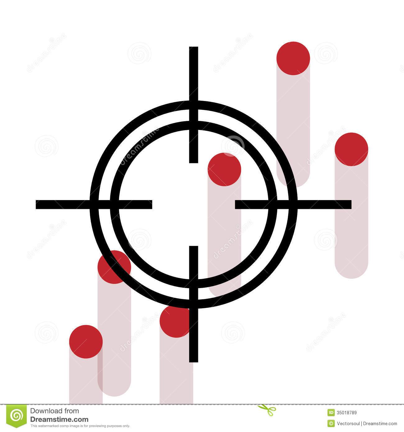 1300x1390 Assassination Clipart Cross Hair Bleeding Gun Shot Holes Classic