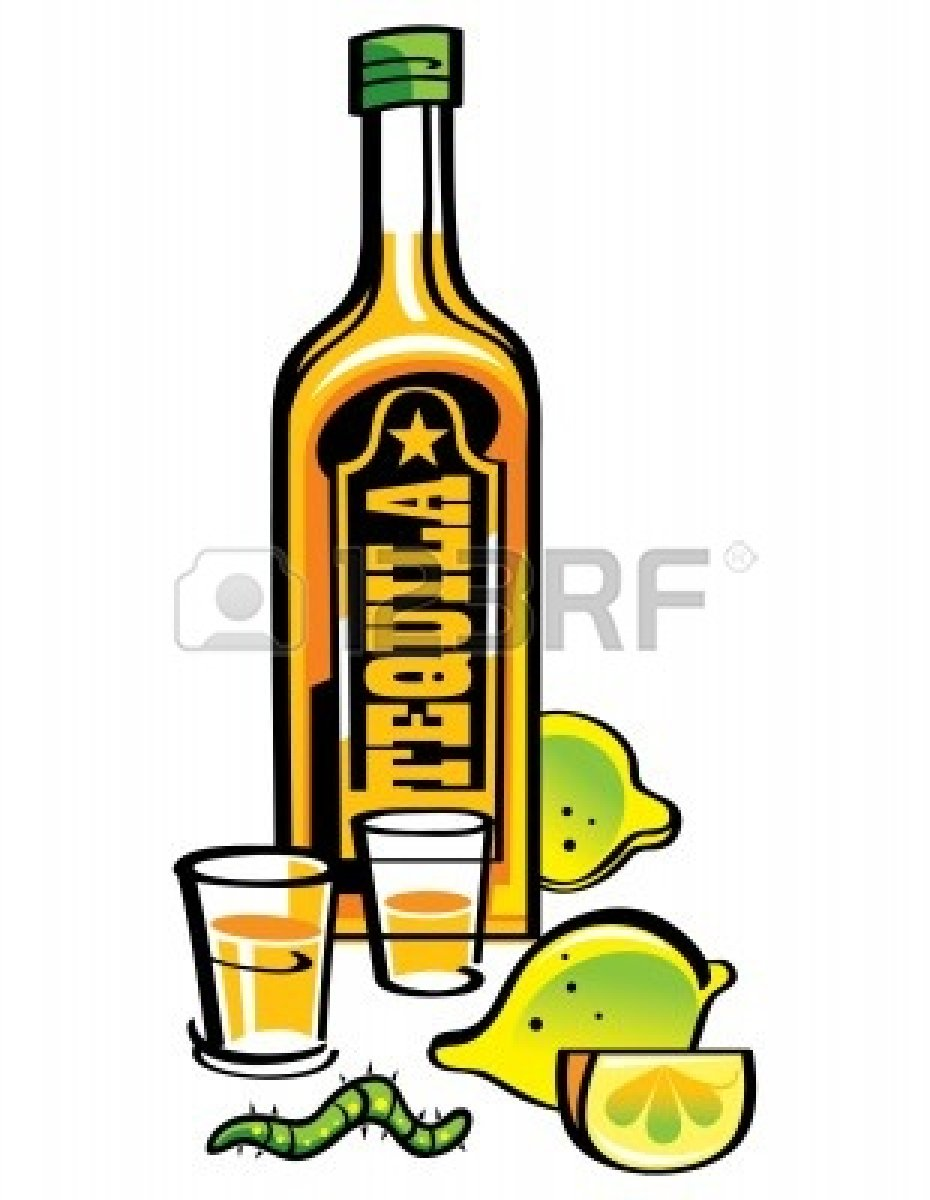 930x1200 Tequila Shot Clipart