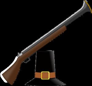 299x279 Shotgun Clip Art