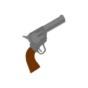 300x300 Shotgun Clipart Cowboy