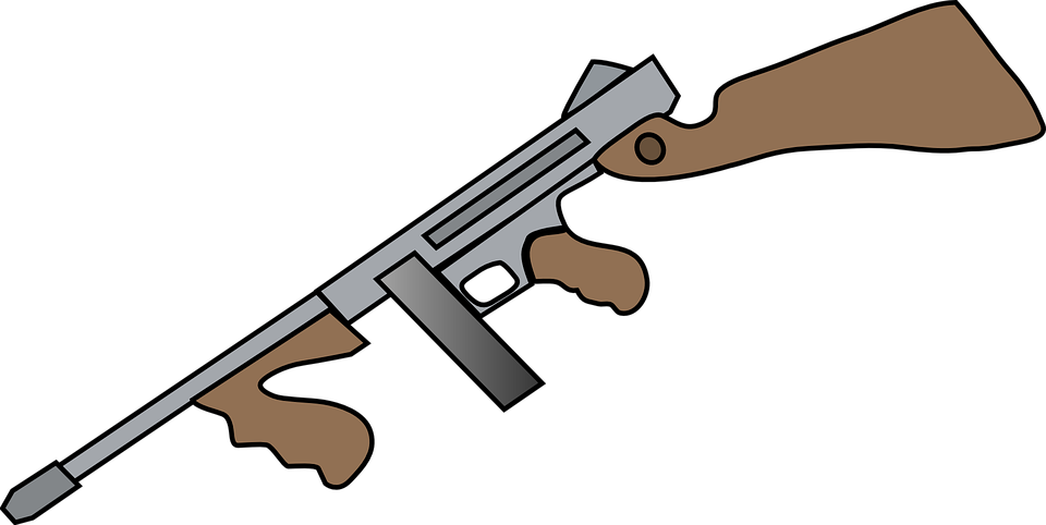 960x482 Shotgun Clipart War Gun