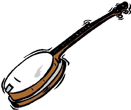 427x359 Banjo Pictures Clip Art