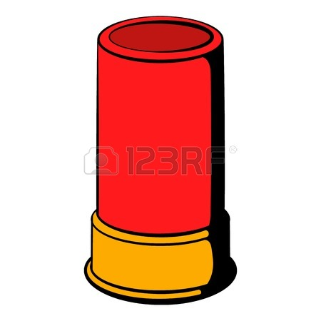 Shotgun Shell Clipart