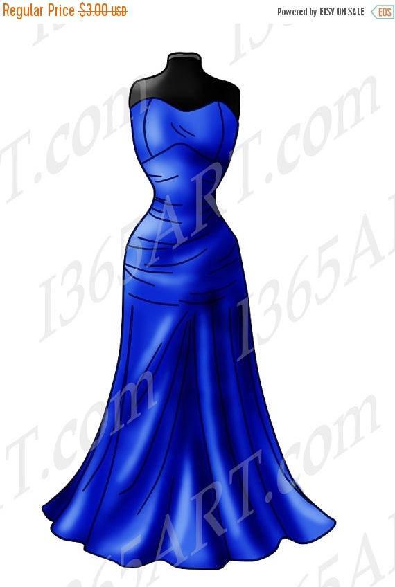 570x848 50% Off Blue Ballroom Gown Clipart Ballroom Clip Art Gown