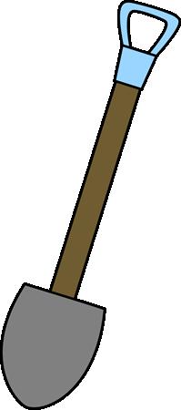 199x450 Shovel Clip Art