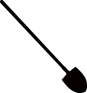 282x300 Shovel Clip Art