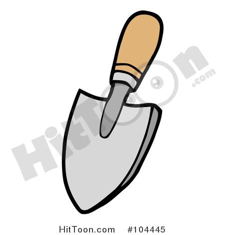 450x470 Shovel Clipart