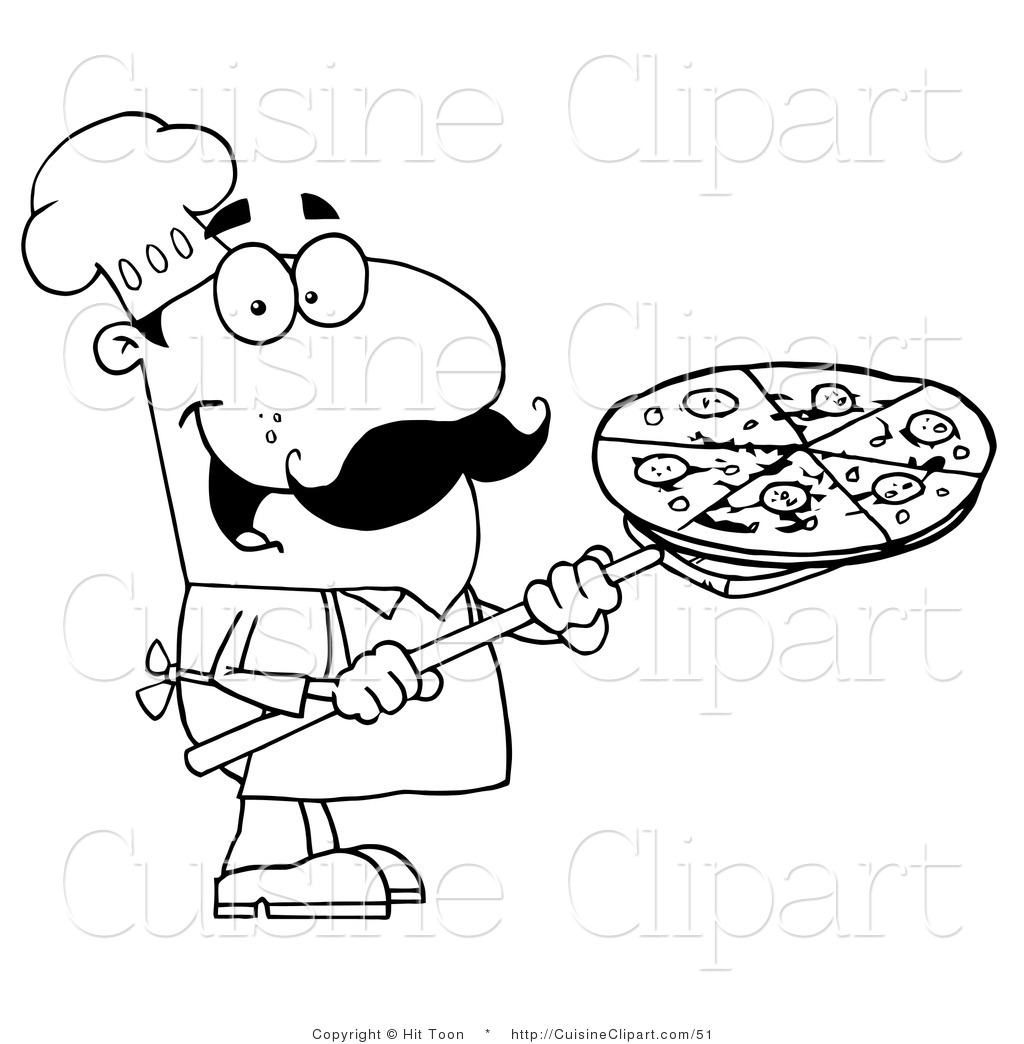 1024x1044 Pizza Clipart Black And White Clipart Panda