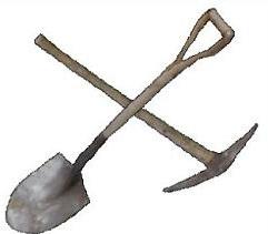 241x211 Free Shovel Clipart 2