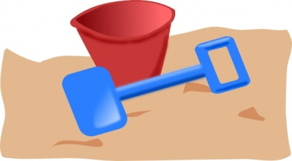 425x234 Sand Clipart Image