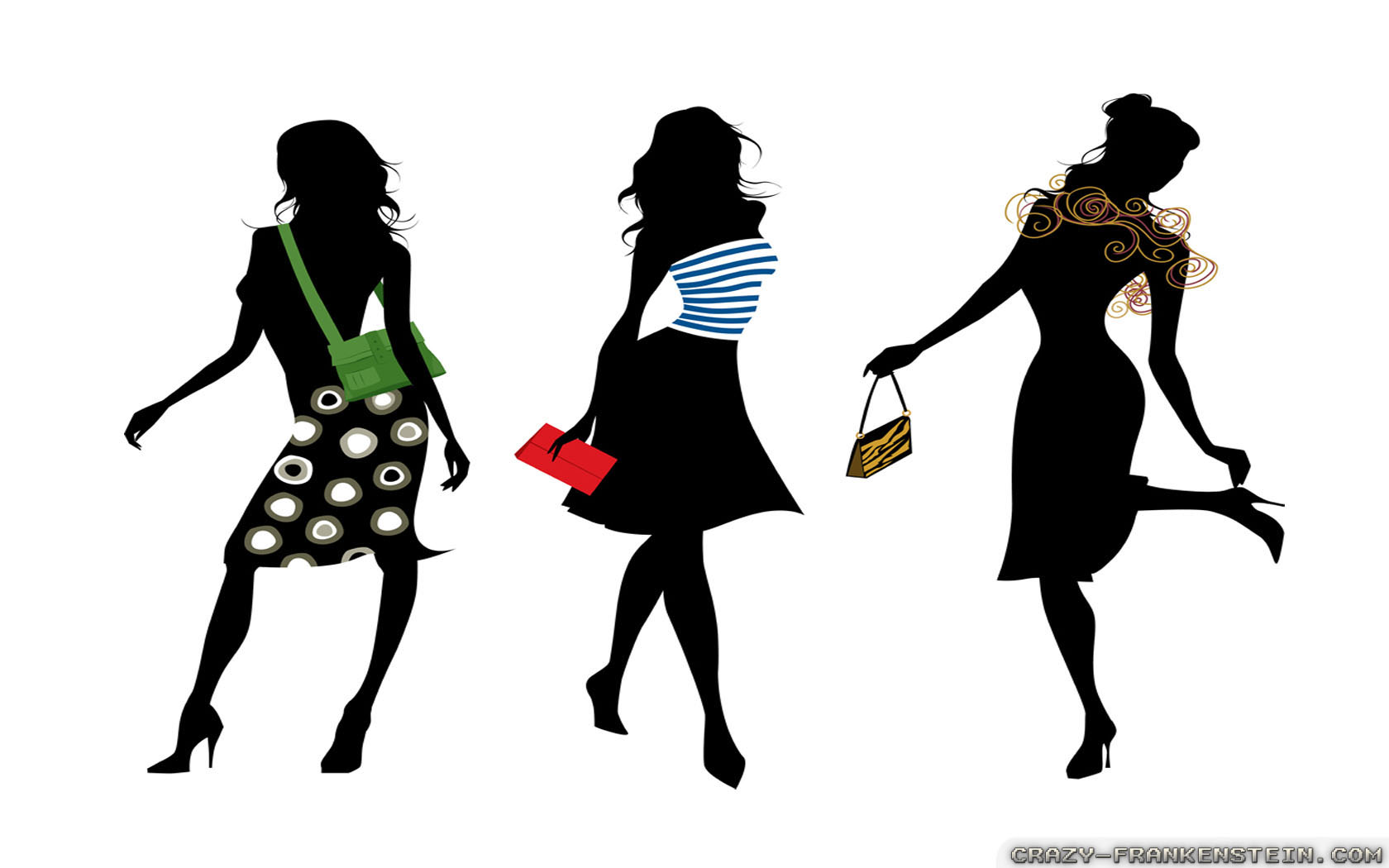 1680x1050 Clipart Fashion Show