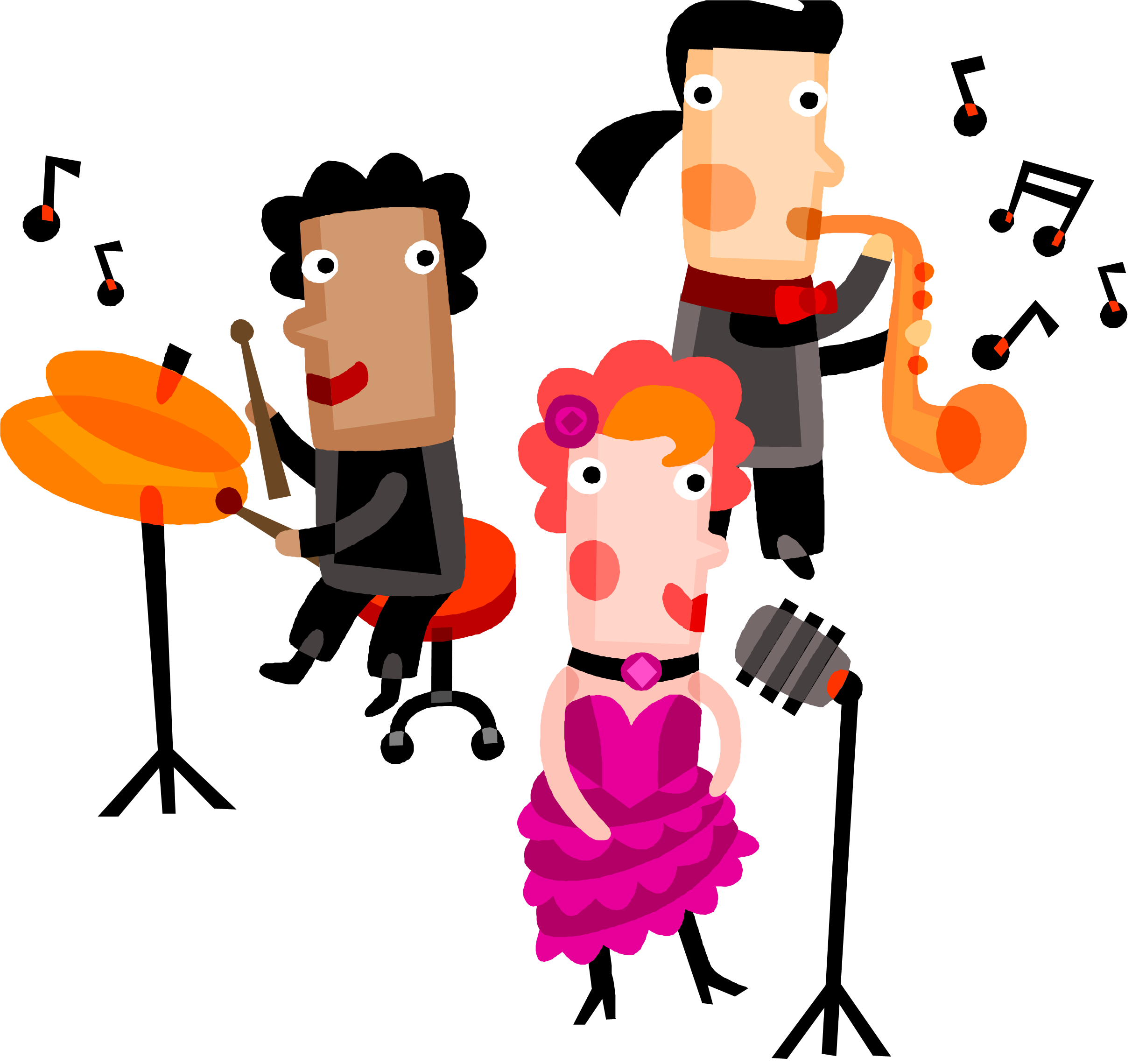 2425x2279 Talent Show Clip Art