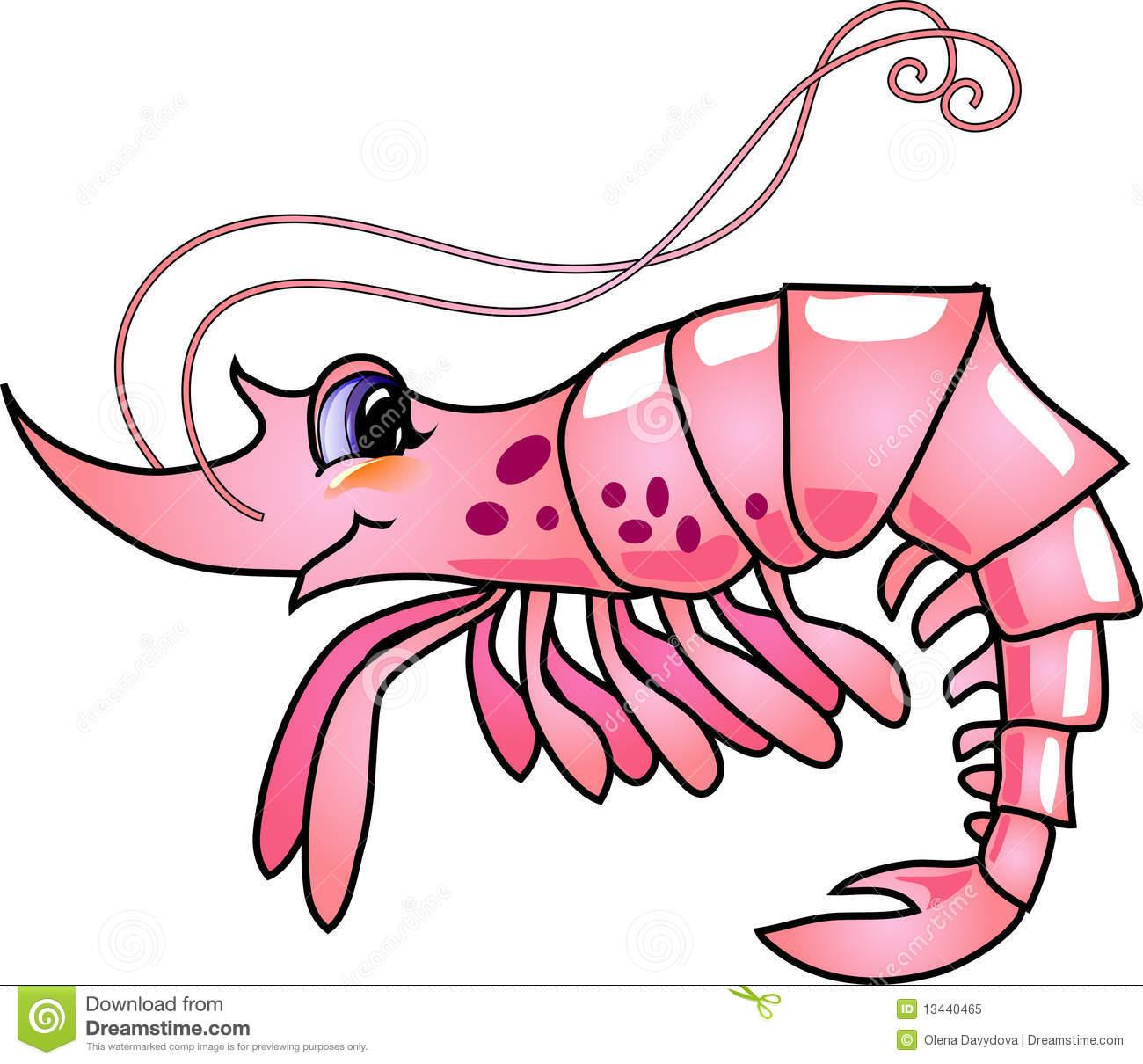 1300x1210 Shrimp Clipart Funny Cartoon