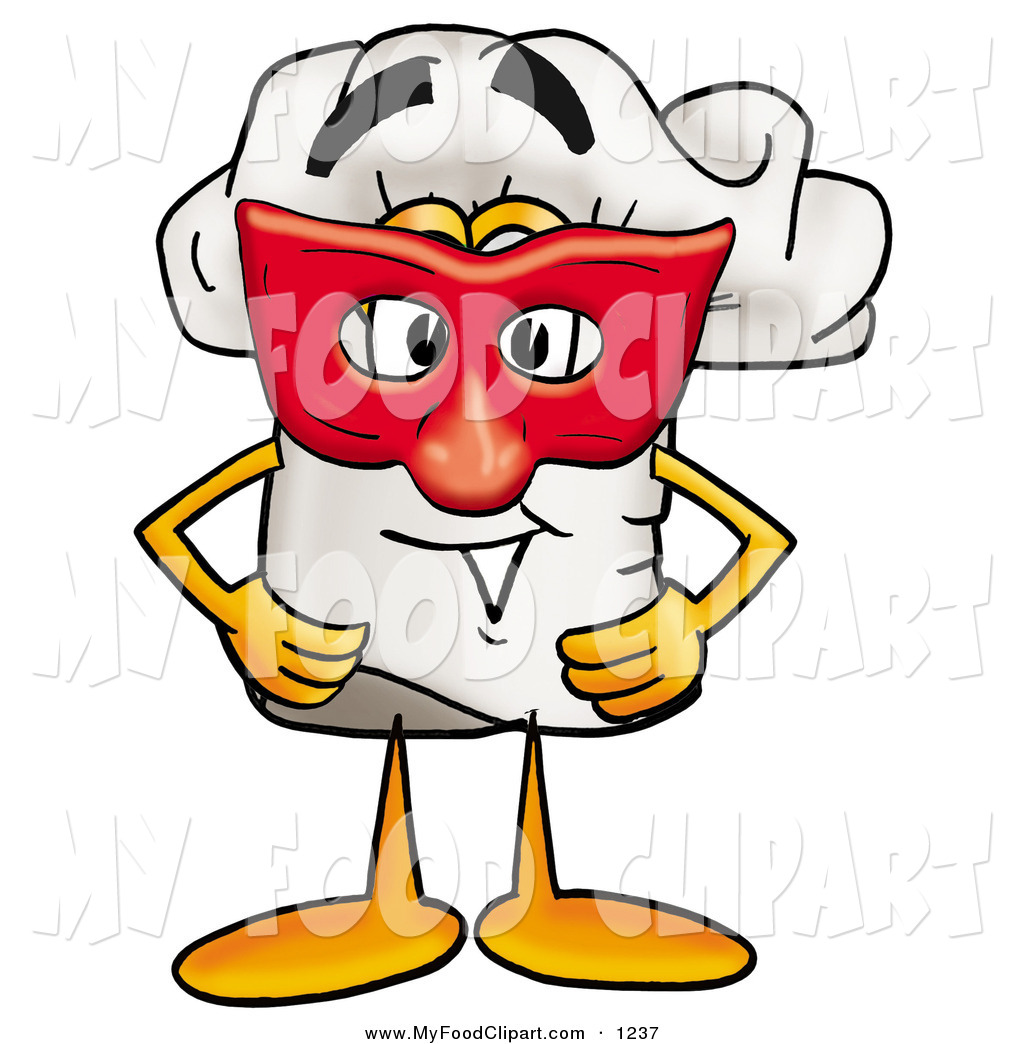 1024x1044 Food Clip Art Of A Shy Chefs Hat Mascot Cartoon Character Wearing